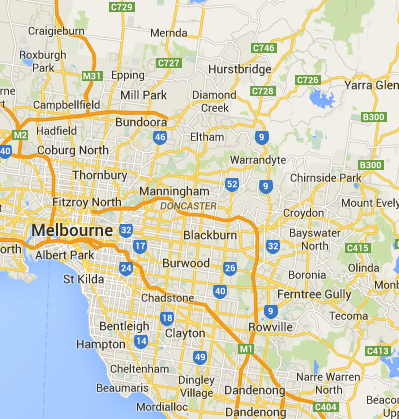 heating service area melbourne